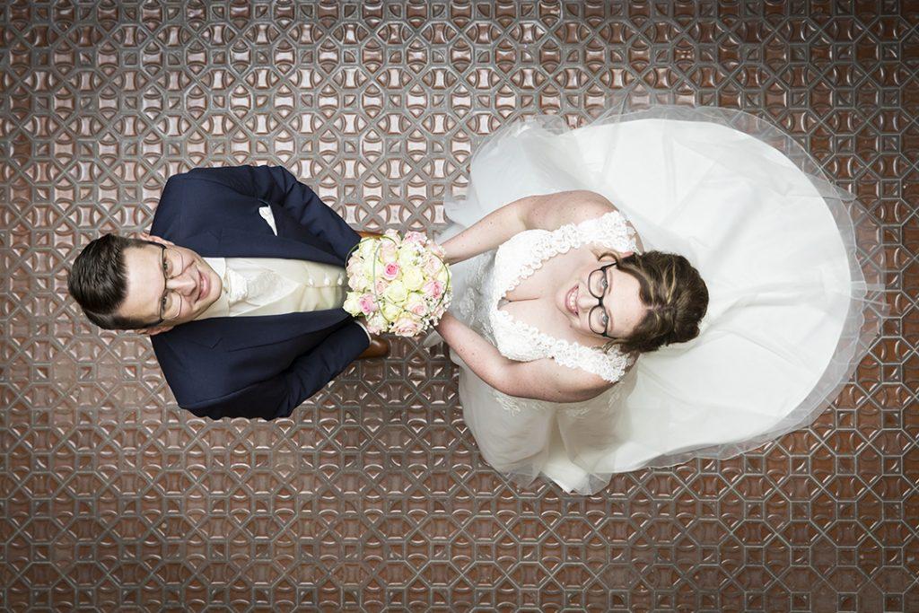 Bruidspaar Linde & Andre
