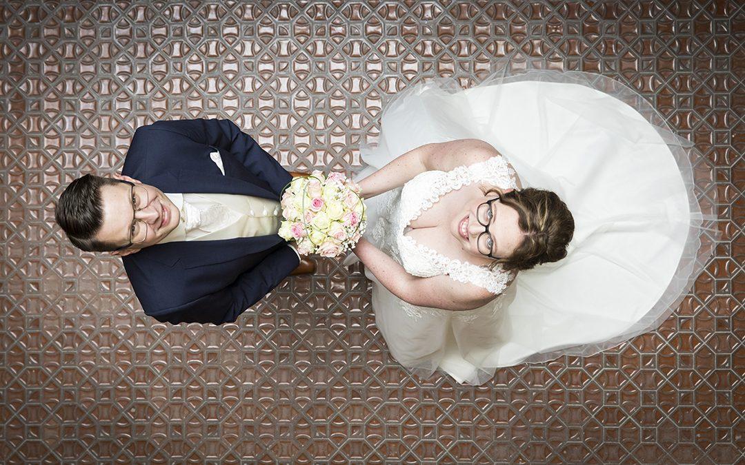Trouwfotografie Weddingstory: Bruiloft van Linde & André